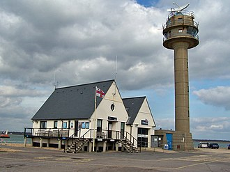 Calshot Lifeboat Station - Calshot Lifeboat Station