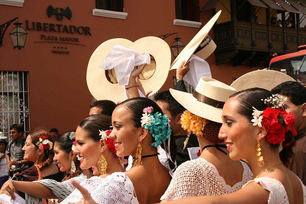 Festival Internacional de la Primavera, Trujillo