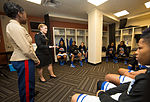 Marines prep Fayetteville State Univ. Lady Broncos for CIAA finals 140301-M-CJ988-063.jpg