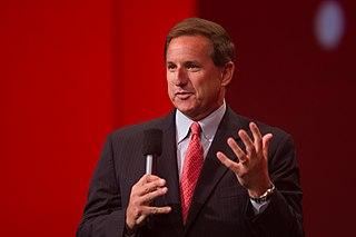 Mark Hurd American businessman, philanthropist and CEO of Oracle