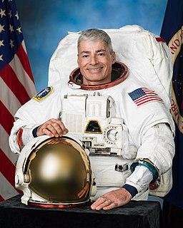 Mark T. Vande Hei American engineer and NASA astronaut
