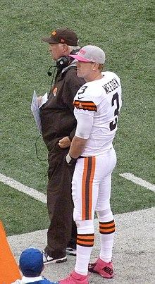 Mark Whipple Brandon Weeden 2012.jpg
