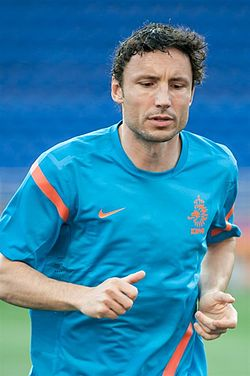 Mark van Bommel Euro 2012 training.jpg