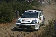 La Focus WRC del 2004