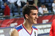 Марко Кешељ на СП 2010.