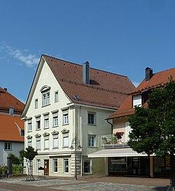 Marktplatz in Langenargen