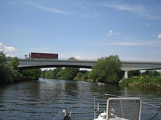 Marlow By-pass Bridge