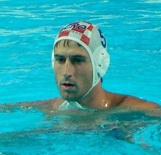 Maro Joković Croatian water polo player