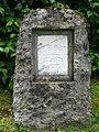 Martin Bider (1812–1878) Arzt, Politiker, Mäzen. Friedhof Langenbruck.jpg