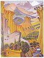 Martiros Sarian Paintings 2005 Postal Card.jpg