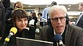 Mary Steenburgen and Ted Danson 2016.jpg