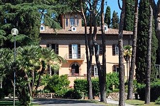 Marymount International School of Rome - The Villa at Marymount International School Rome
