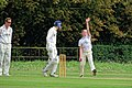 Matching Green CC v. Bishop's Stortford CC at Matching Green, Essex, England 04.jpg
