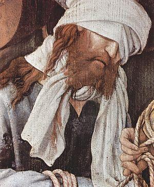 The Mocking of Christ (Grünewald) - Image: Mathis Gothart Grünewald 063