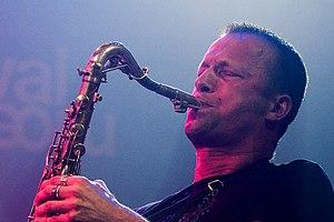 Mats Gustafsson - Mats Gustafsson at Moers Festival, June 2006, Germany