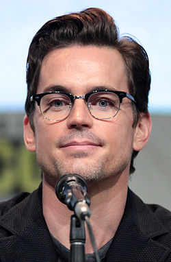 Matthew Bomer San Diegon Comic-Conissa 2015.