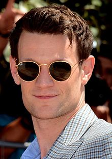 Description de l'image Matt Smith Cannes 2014.jpg.