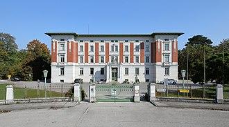 Amstetten, Lower Austria - Amstetten-Mauer hospital main building