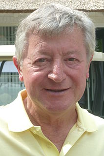 Maurice Bembridge professional golfer