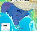 Maurya empire in 265 BCE.jpg