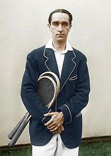 Max Decugis French tennis player