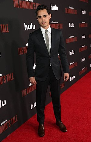 Max Minghella - Minghella at the 2017 premiere for The Handmaid's Tale