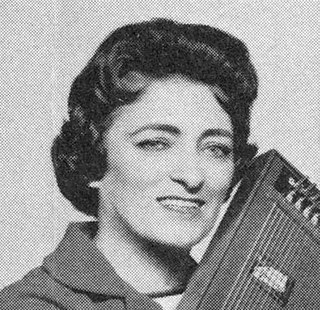 Maybelle Carter Folk and country music guitarist