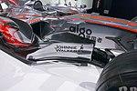 McLaren MP4-22 bargeboard 2017 Museo Fernando Alonso.jpg