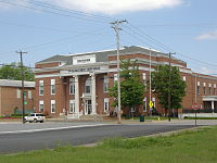 McLean County Courthouse Kentucky