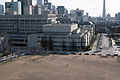 Medical Sciences Building, viewed from UC Tower, University of Toronto, 1987 - panoramio.jpg