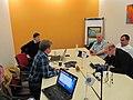 Meeting Wikimedia RU 08 JUN 2018 live broadcast.jpg