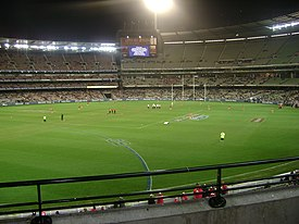 Melbourne Cricket Ground — venue for the Opening & Closing Ceremonies and for Athletics