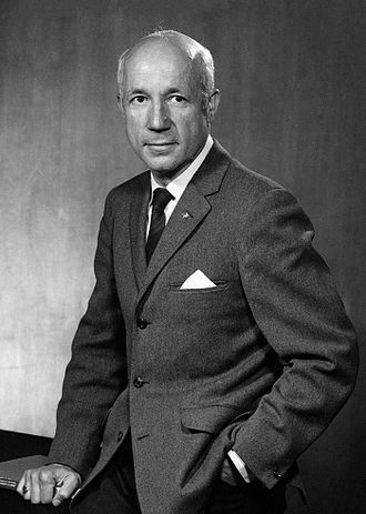 Melvin Calvin - Calvin in 1960