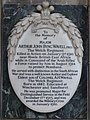 Memorial to Arthur John Byng Wavell in Winchester Cathedral.jpg