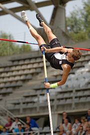 Men decathlon PV French Athletics Championships 2013 t141910c.jpg