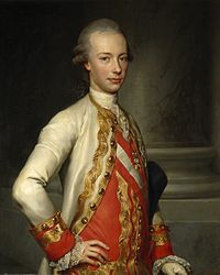 Anton Raphael Mengs: Leopoldo de Lorena, Grand Duke of Tuscany