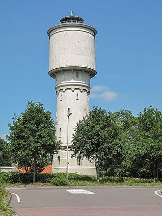 Meppel - Image: Meppel, watertoren foto 7 2011 05 21 12.27