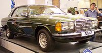 Mercedes-Benz 230 CE vr green TCE.jpg