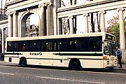 First-owned Grampian bus in Aberdeen (1998)