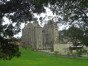 Bucks County, Pennsylvania - The Mercer Museum in Doylestown Borough