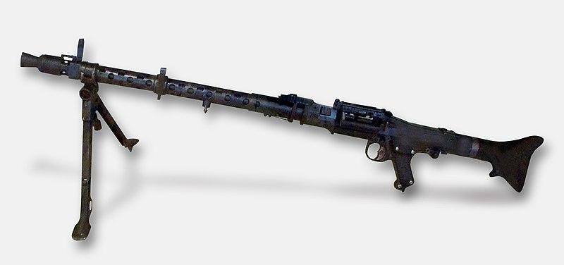 Armas de la Segunda Guerra Mundial (Alemania).