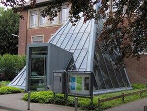 Musikhochschule Münster - Image: Mhs münster