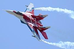 MiG-29OVT at Fairford 2006 Noble.jpg