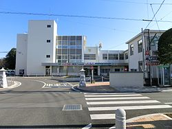 Mibu town office.JPG