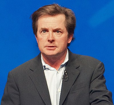 Michael J. Fox, Canadian-American actor