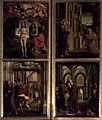 Michael Pacher - St Wolfgang Altarpiece - Scenes from the Life of Christ - WGA16823.jpg