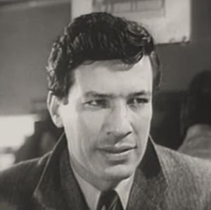 Michael Tolan - Tolan in the Beverly Garland crime drama, Decoy (1959)
