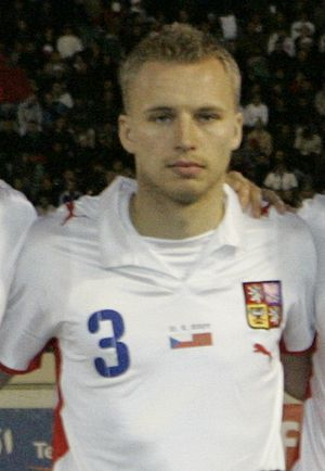 Michal Kadlec - Kadlec lining up for the Czech national team