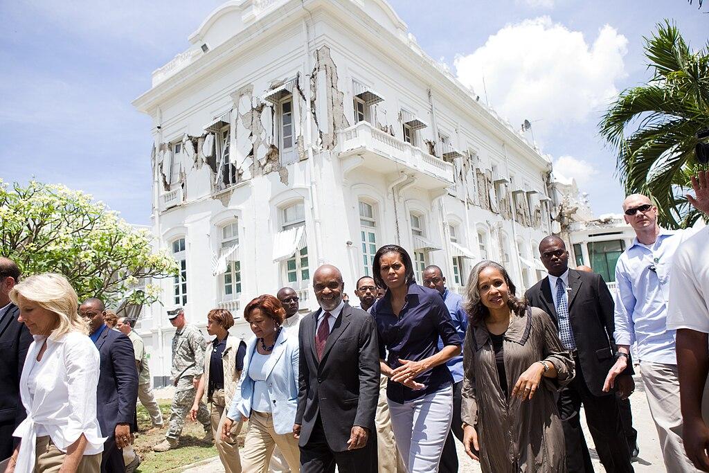 Michelle Obama White House Garden Food Pantries