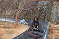 Michelle Obama on an Alpine Slide.jpg